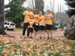 Family Turkey Trot Run