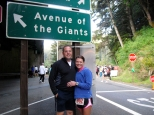 Avenue of the Giants Marathon
