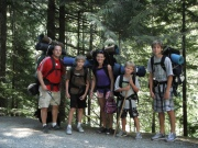 Backpacking Trip